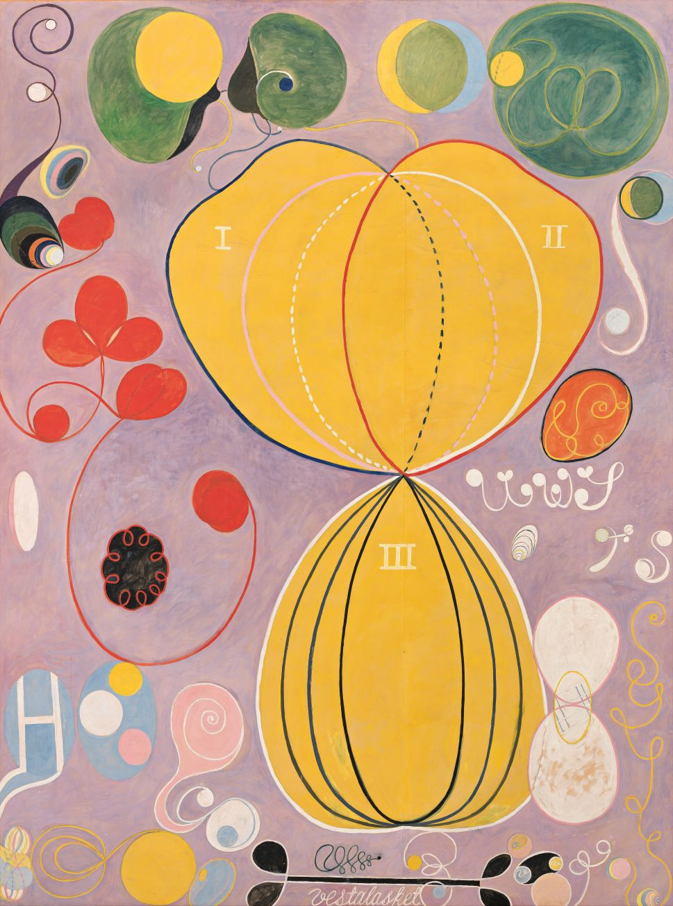 The Guggenheim's Record-Breaking Hilma af Klint Exhibition Cements the Artist's Stardom