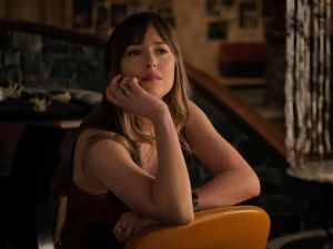 Dakota Johnson stars in Twentieth Century Fox's BAD TIMES AT THE EL ROYAL.