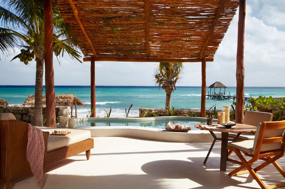 Mexico's Best Resort Has a Shaman-in-Residence, a 'Soap Concierge' and Plenty of Tequila