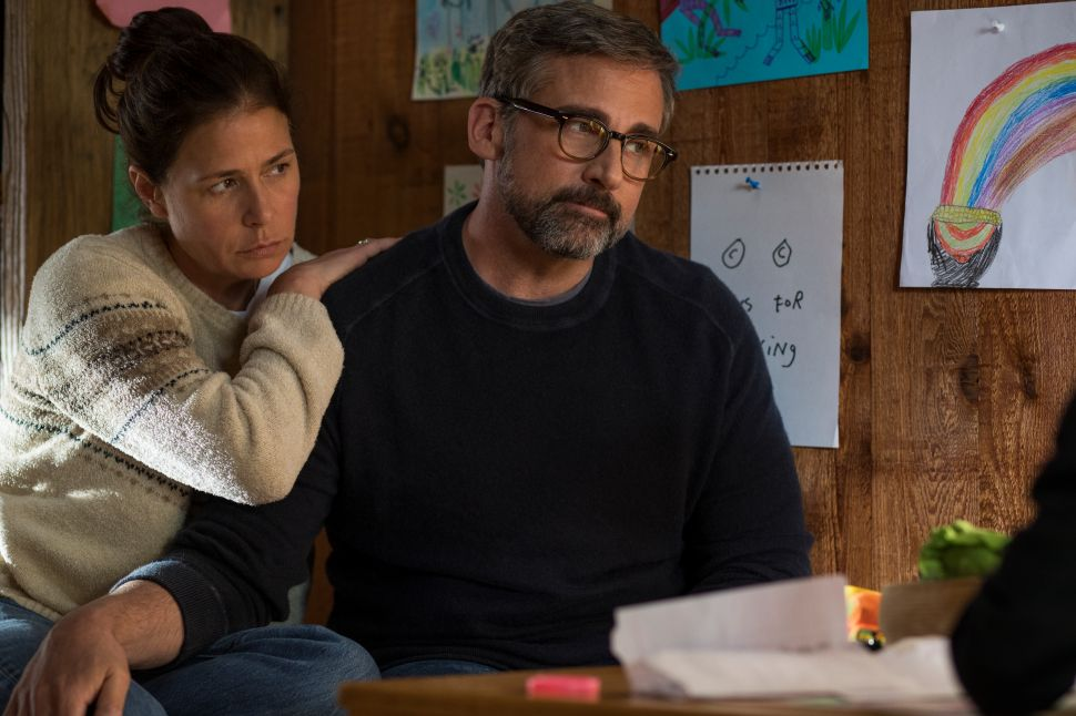 Steve Carell Saves 'Beautiful Boy' From the Worst Soundtrack in Years