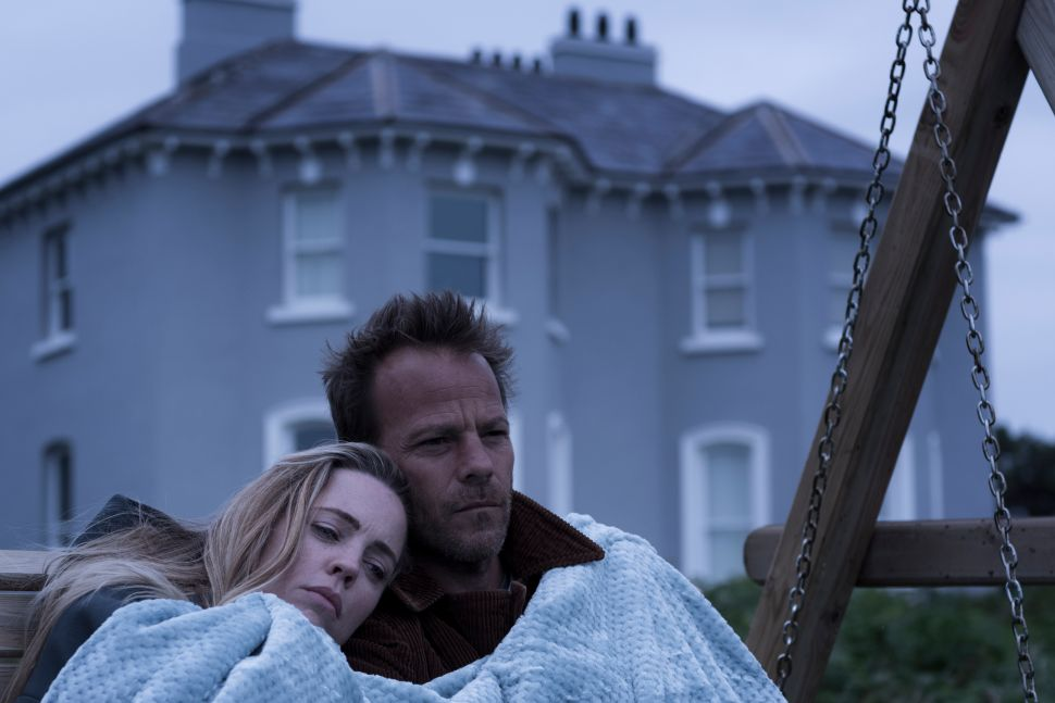 Stephen Dorff's Dump Truck of a New Movie Is Aptly Titled 'Don't Go'
