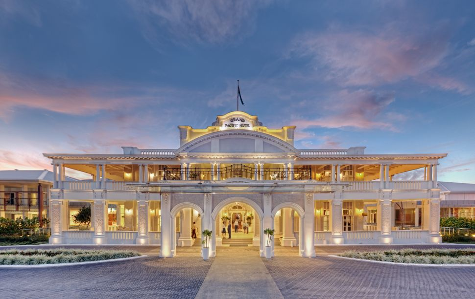 Fiji's Grand Pacific Hotel Is a Royal Family Favorite