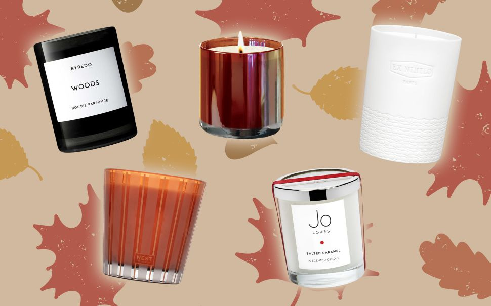 These 12 Fall Candles Will Make Your Home the Coziest Place on Earth