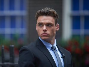 Richard Madden stars in 'Bodyguard'