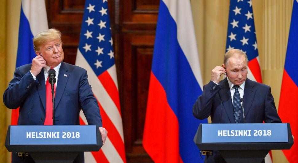 The Mystery of Donald Trump's Secret Kremlin Ties Just Got a Lot Deeper