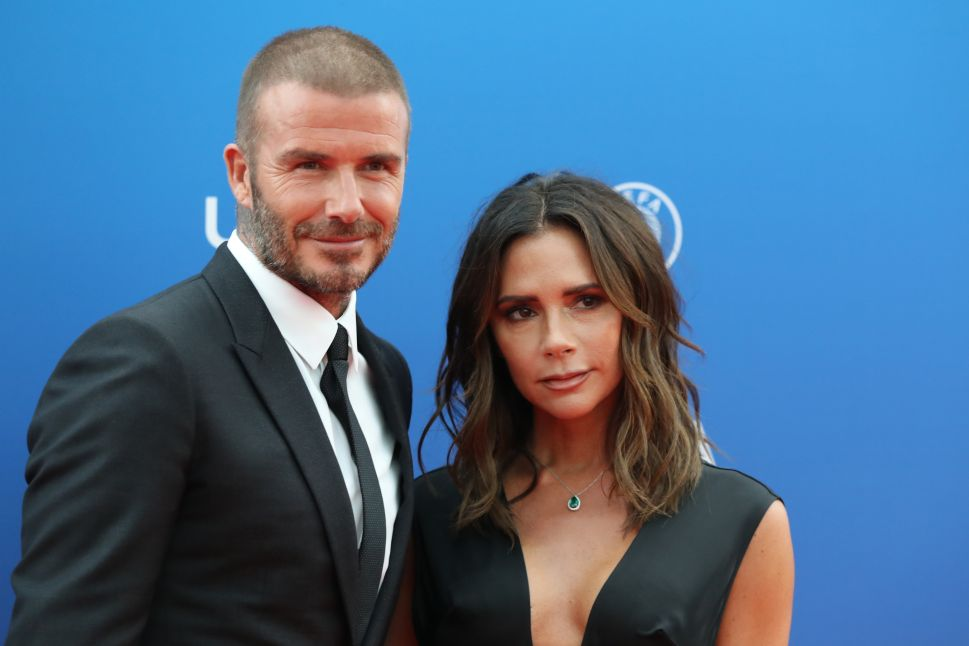 David and Victoria Beckham Sold Their Beverly Hills Home for a Spicy $33 Million