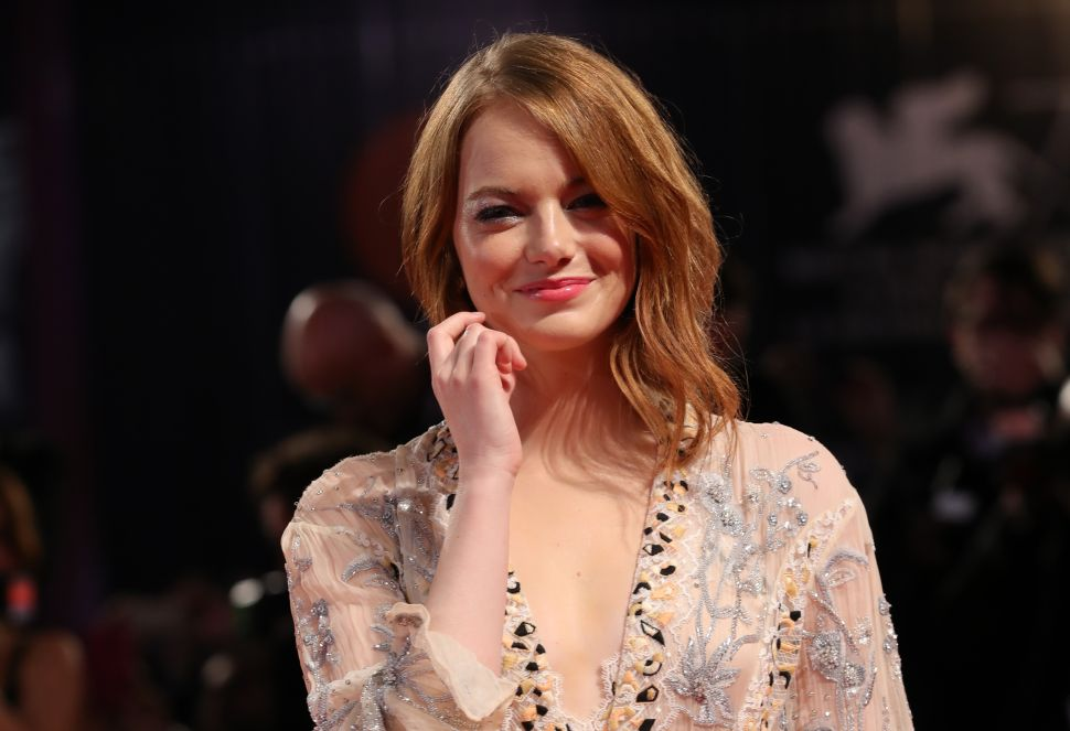 Emma Stone Says Winning an Oscar Didn't End Her Struggle With Anxiety