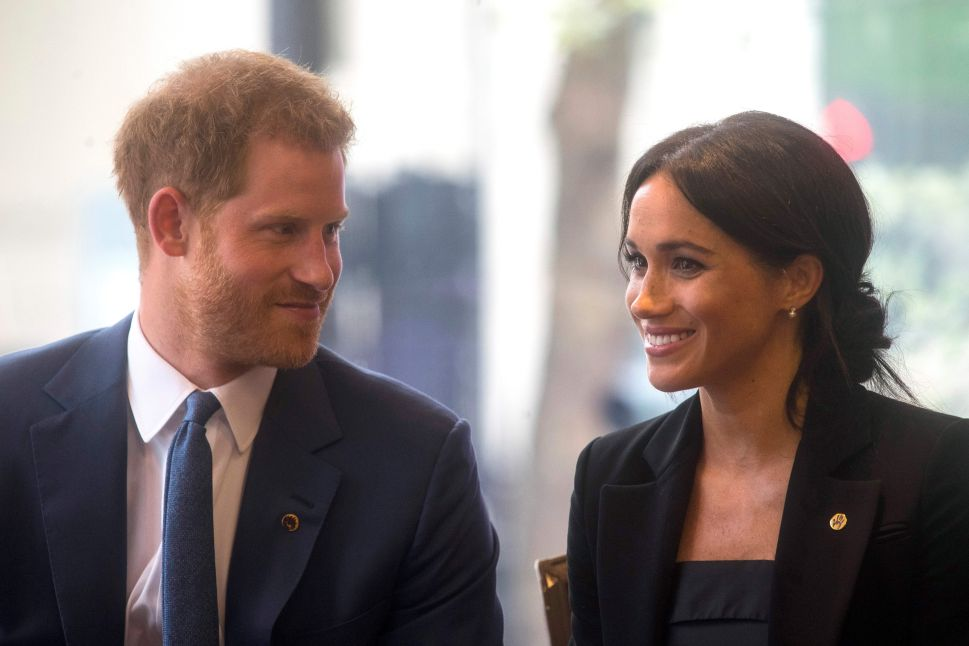 Prince Harry and Meghan Markle's Baby News Won't Affect Their Royal Tour Plans