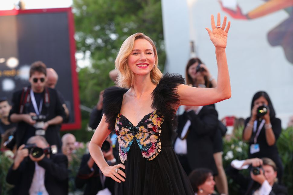Here's Who Naomi Watts Might Play in the 'Game of Thrones' Prequel