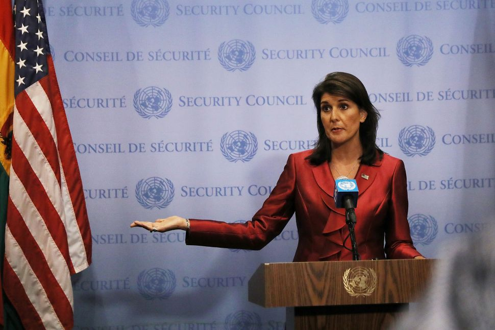Nikki Haley Resigns From United Nations, Shocking Trump Officials