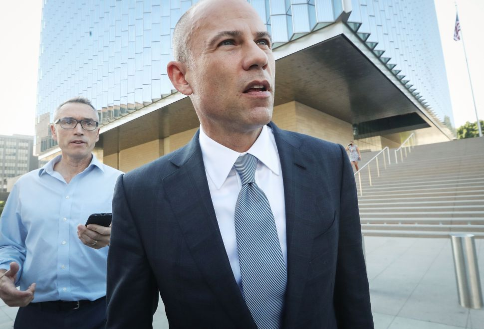 Right-Wing Pundits Are Thanking Michael Avenatti for Securing Kavanaugh Nomination