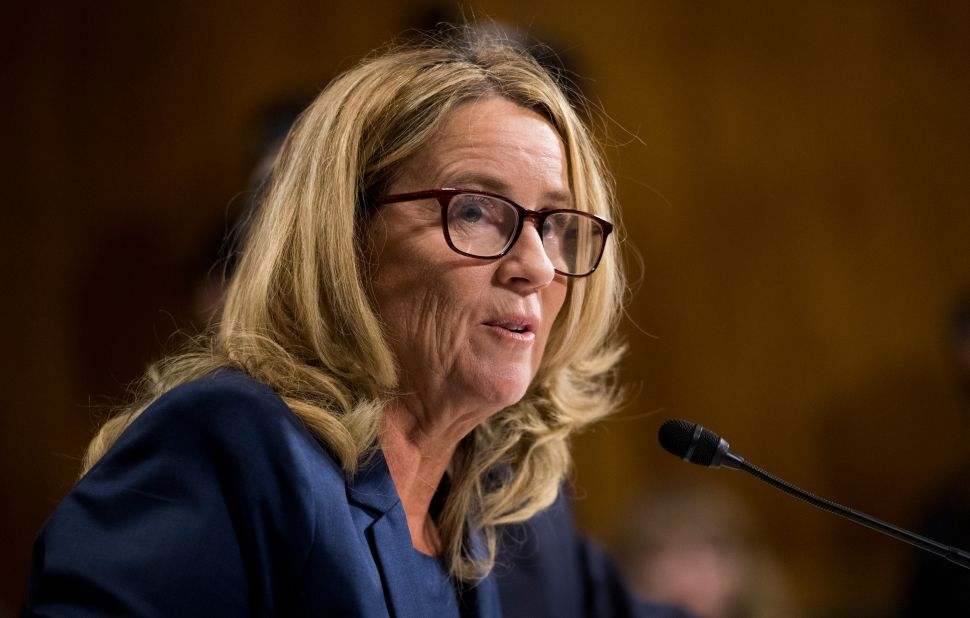 Just How Insane Is the Blasey Ford Self-Hypnosis Theory? Mentalists Weigh In