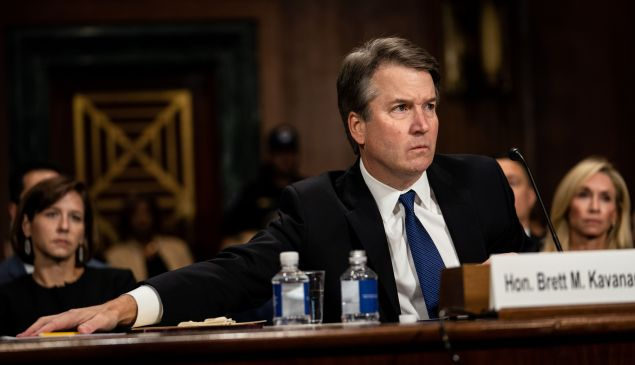 Brett Kavanaugh's Supreme Court confirmation is on hold while the FBI investigates sexual assault allegations against him.