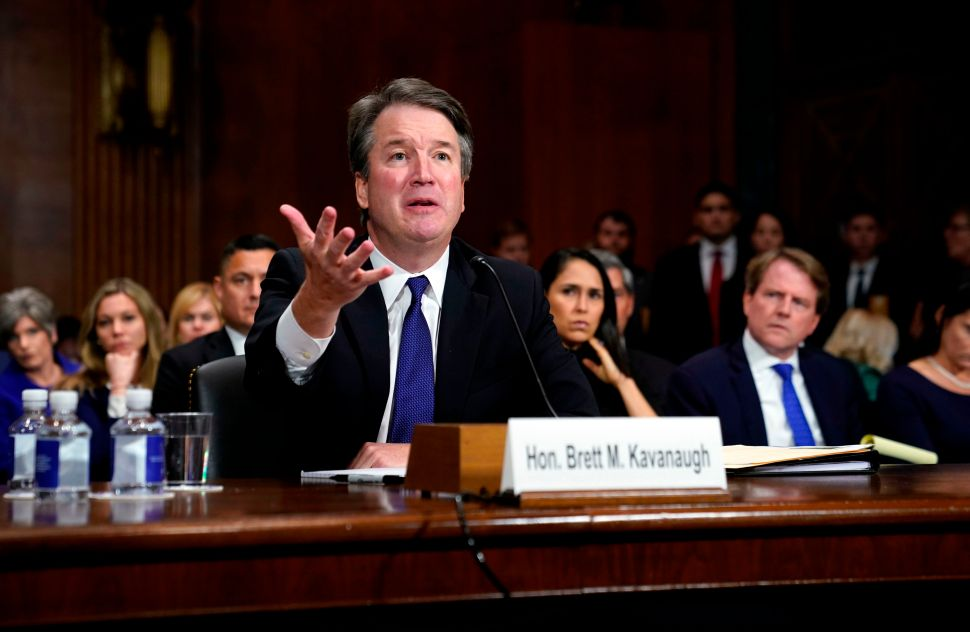 Brett Kavanaugh's Classmates Say 'Devil's Triangle' Really Was a Drinking Game