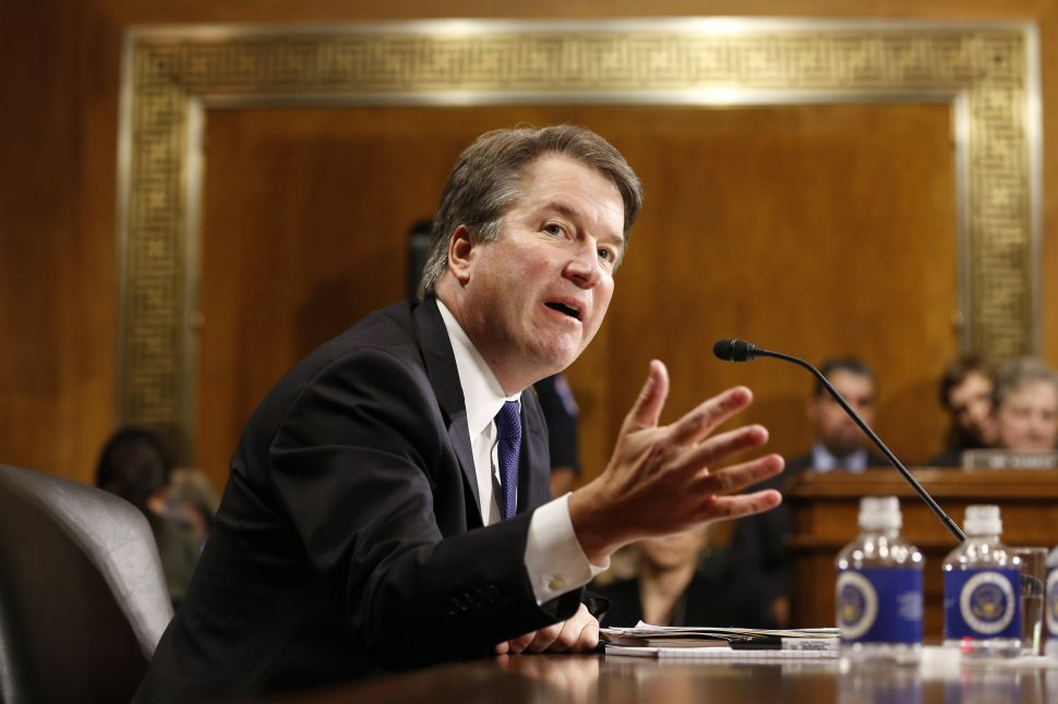 Conservative Scribes Boast Of Bar Fights Following Kavanaugh-Yale Report