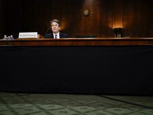 Supreme Court nominee Brett Kavanaugh testifies before the Senate Judiciary Committee,