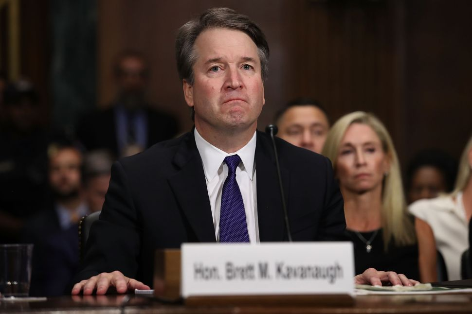 ABC News Team Says Kavanaugh Hearing Was 'Dizzying' for Them Too