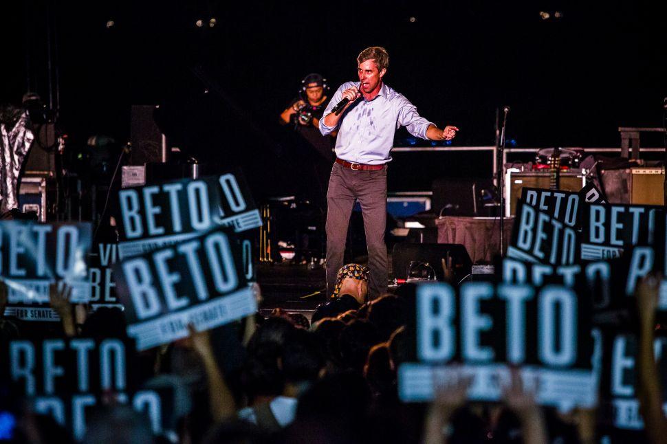No One in Politics Is 'Punk Rock'—Not Even Beto O'Rourke