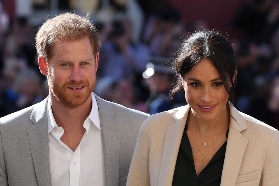 Prince Harry and Meghan Markle's Baby May Not Receive a Royal Title