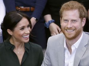 Prince Harry and Meghan Markle Australia Tour