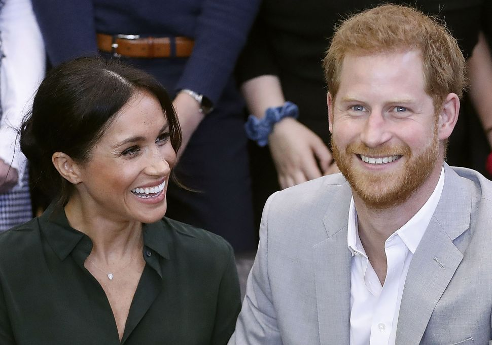 Prince Harry and Meghan Markle Won't Spend Their Entire Royal Tour Together