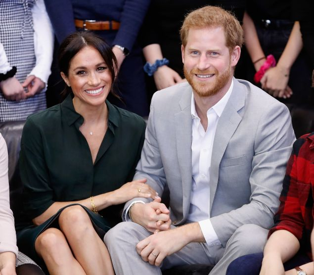 Prince Harry and Meghan Markle Kensington Palace apartment