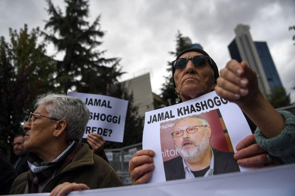 Saudi Arabia's 'Davos in the Desert' Is Falling Apart After Journalist's Murder