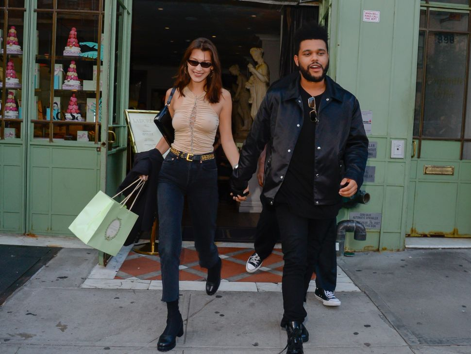 Bella Hadid and the Weeknd Are Shacking Up in a Tribeca Triplex Penthouse