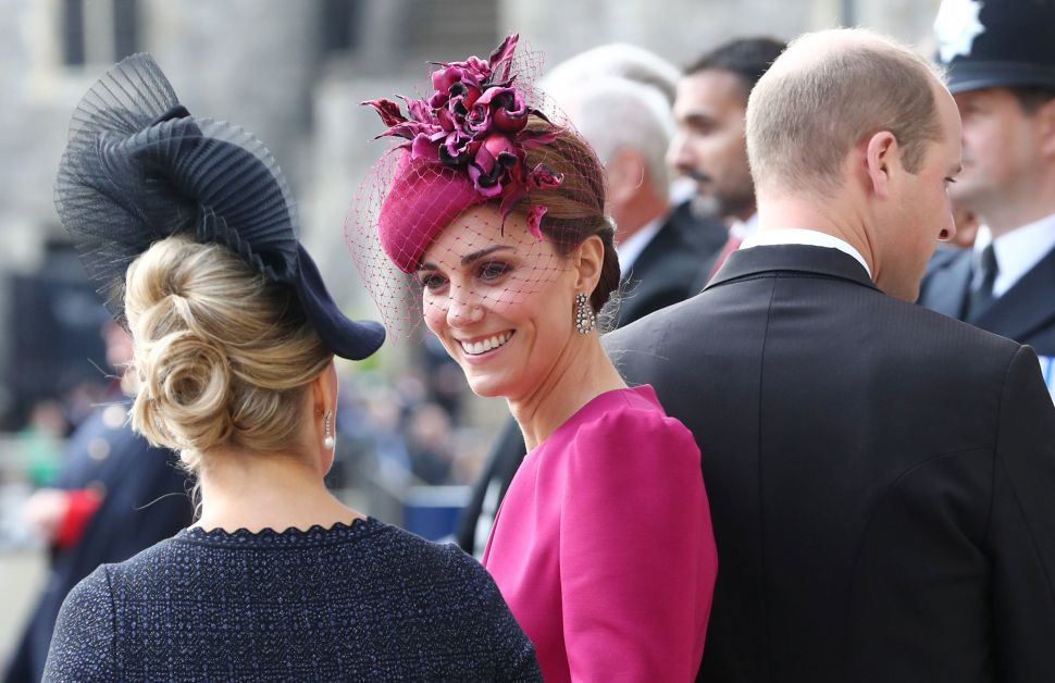 Kate Middleton and Meghan Markle Wore the Perfect Nostalgic Frocks to Princess Eugenie's Wedding