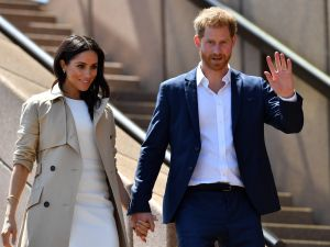 Prince Harry Meghan Markle Australia tour