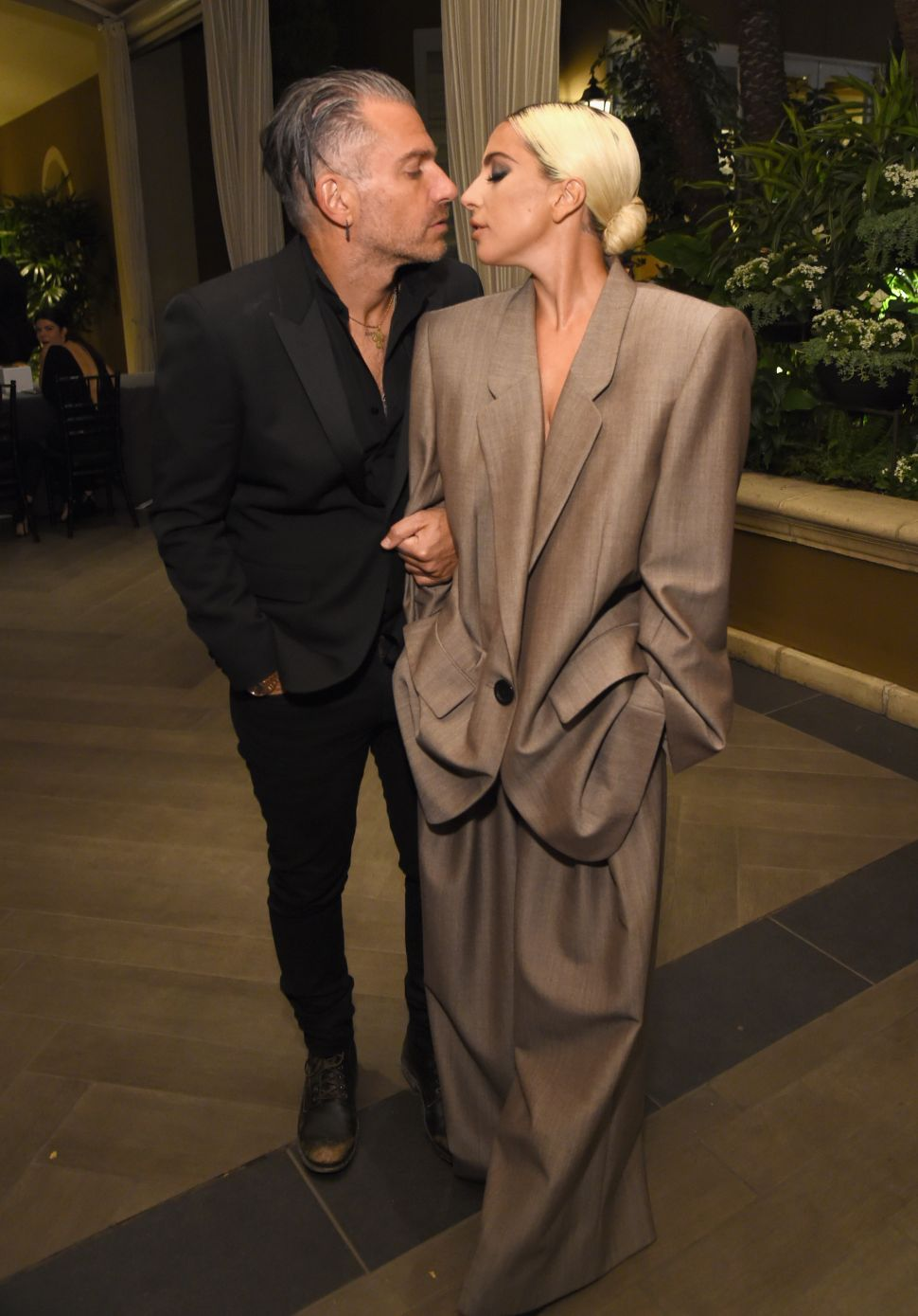 Lady Gaga Confirms Engagement to Boyfriend Christian Carino