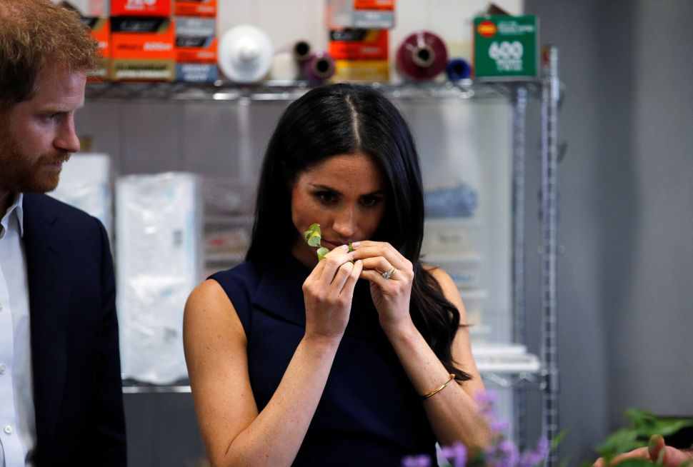Meghan Markle Is Putting Her Foodie Past to Good Use on Her Royal Tour