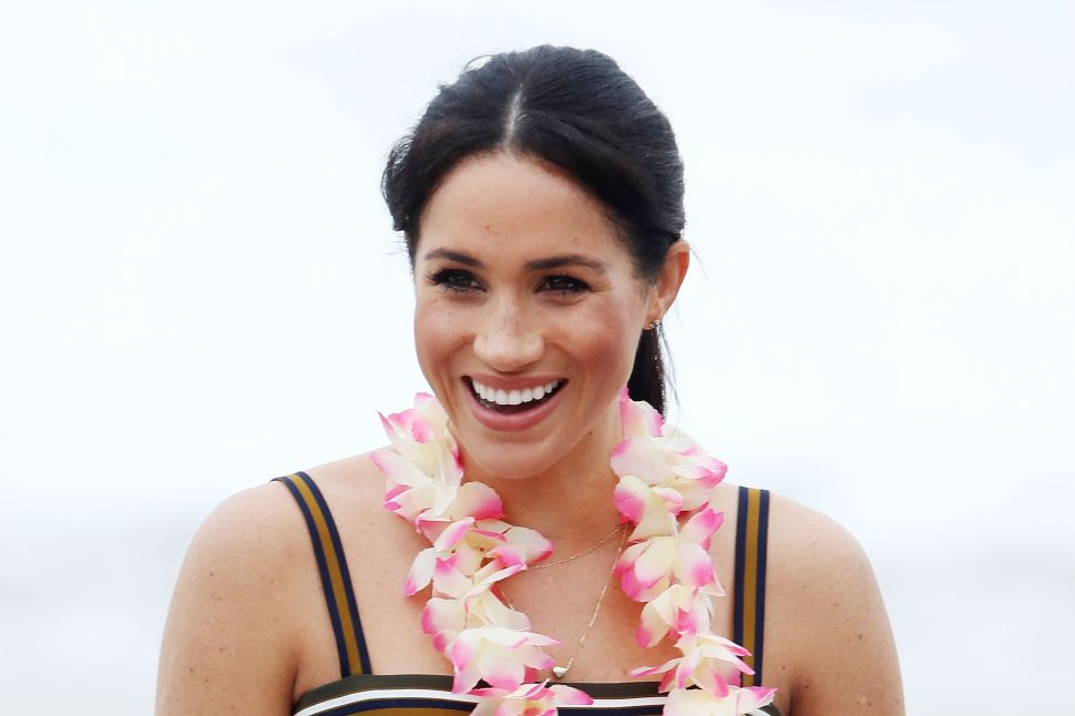 Meghan Markle Channels Her Days as a Lifestyle Blogger With Yoga on the Beach