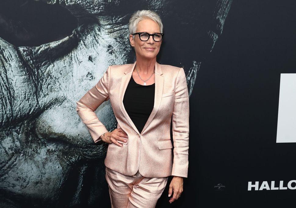 'Halloween' Star Jamie Lee Curtis Says She Battled With Opioid Addiction for a Decade