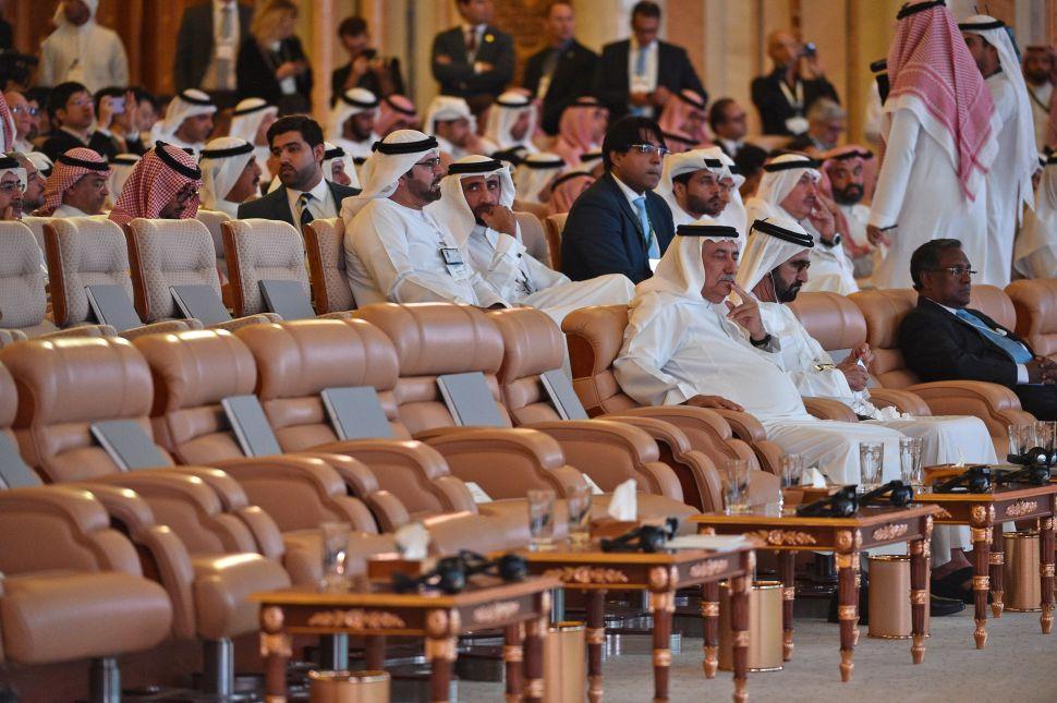 Despite Khashoggi-Inspired CEO Exodus, Saudi Summit Kicks Off With Over 100 Speakers