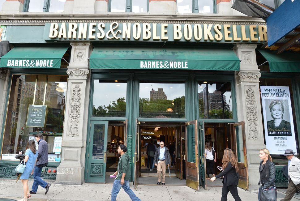 Barnes & Noble Considers Selling Itself Amid Bleak Sales and High CEO Turnover