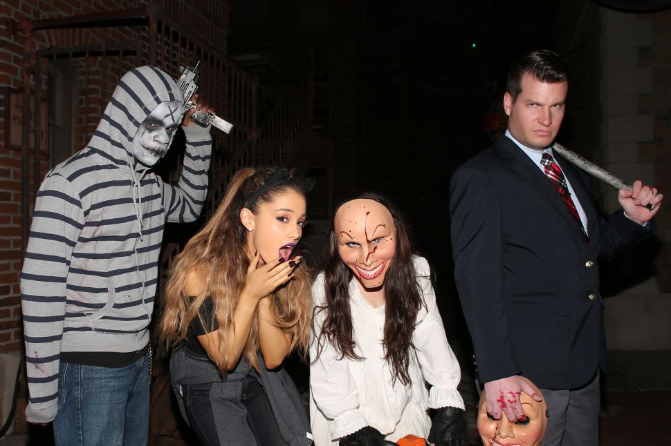 Why Ariana Grande Is Pop's Halloween Queen