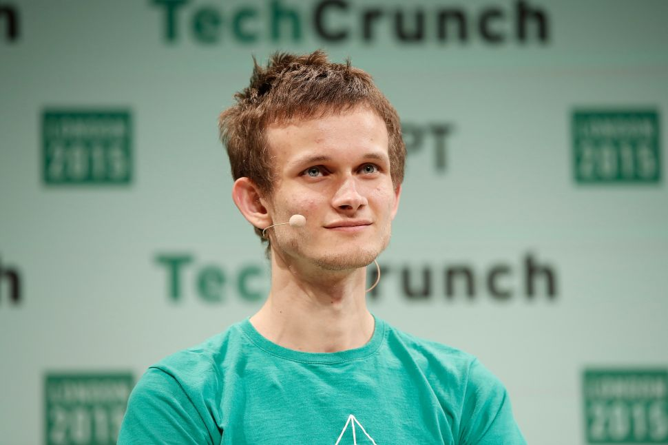 Ethereum Founder Vitalik Buterin 'Officially' Predicts a Financial Crisis By 2021