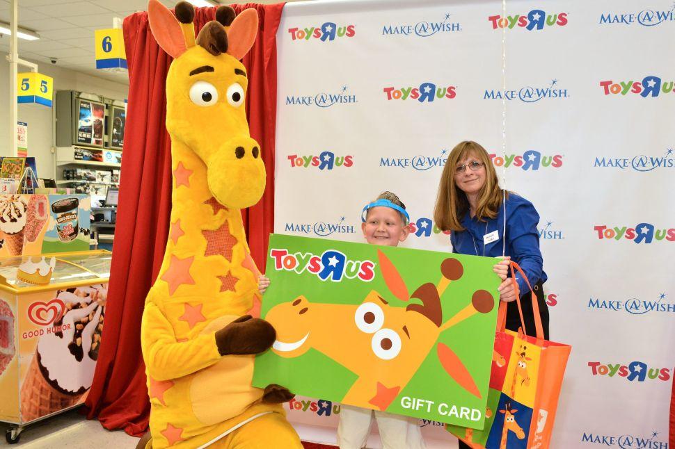 Toys 'R' Us Isn't Selling Geoffrey the Giraffe, Plans Comeback in November