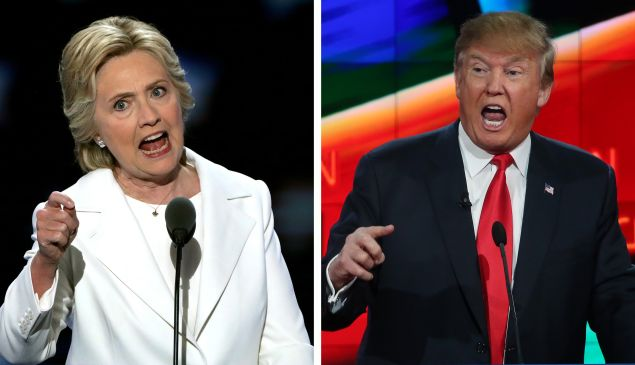 """Could Donald Trump's campaign rallying cry, """"Lock Her Up,"""" actually become a reality for Hillary Clinton?"""