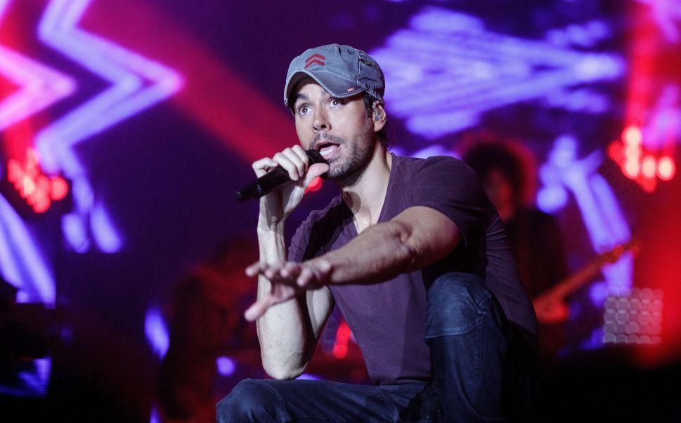 In US, Twitter Focuses on Trump—But Enrique Iglesias Reigns Supreme in Mexico