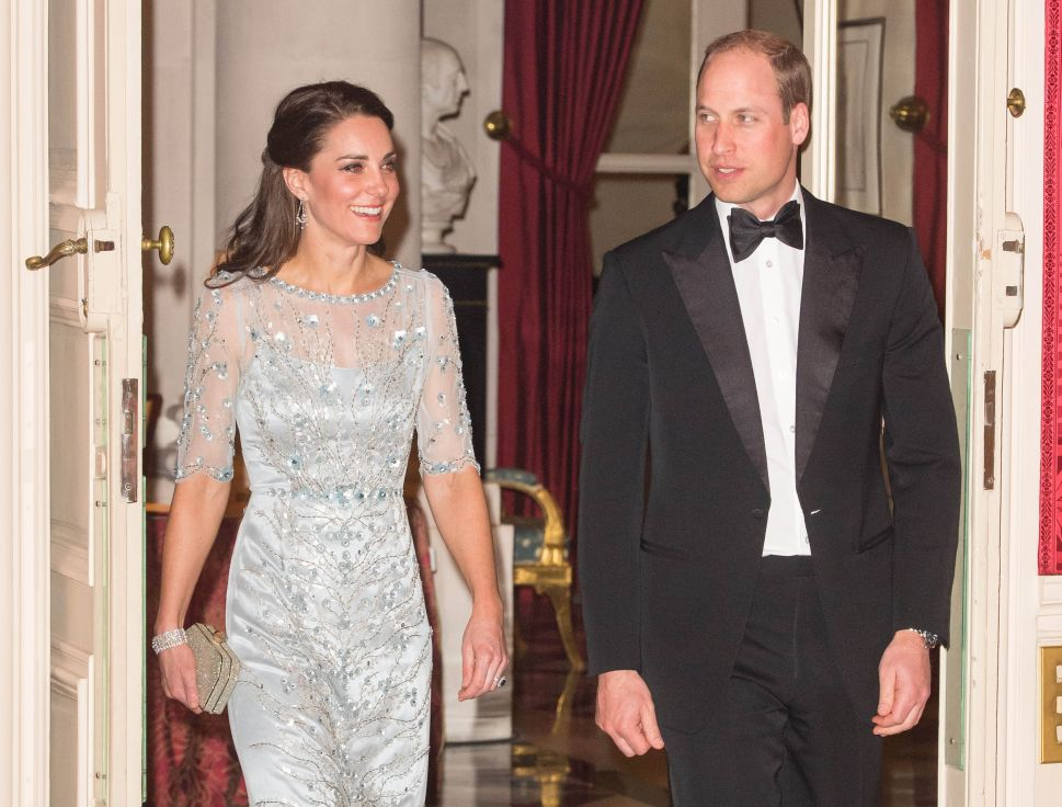 Prince William and Kate Middleton Will Attend a Mental Health Summit Next Week