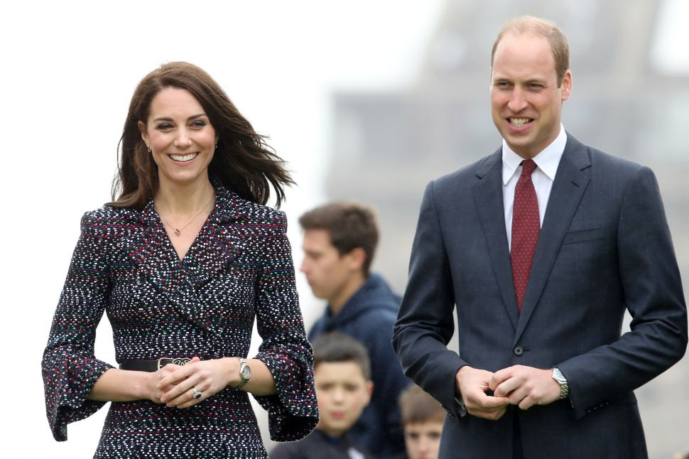 Prince William and Kate Middleton Missed Another One of Prince Charles' Birthday Parties