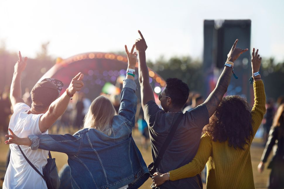 My Teenage Son and I Went to the Same Music Festival. Our Experiences Were Totally Different.