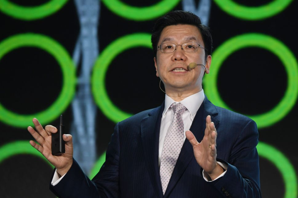 Will China's Tech Boom Take Over Silicon Valley? A Conversation with Kai-Fu Lee