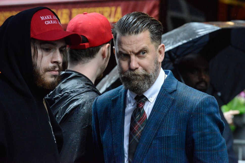 How Gavin McInnes' Proud Boys and Antifa Turned the Upper East Side Into Hell