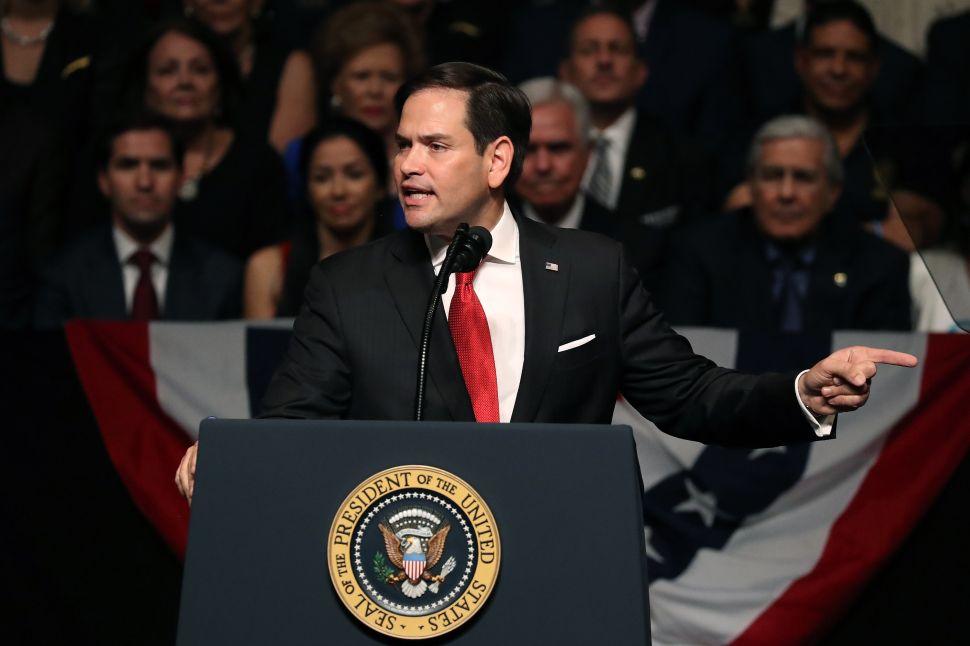 A Chorus of Republican Lawmakers Demand Steve Mnuchin Withdraw From Saudi Summit