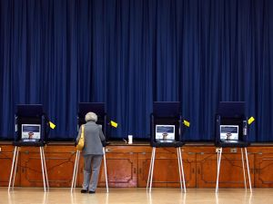 Look to New Jersey to improve voting access in the coming year.