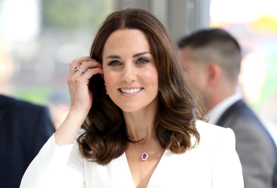 Kate Middleton's Artsy Week Continues at the V&A's New Photography Centre