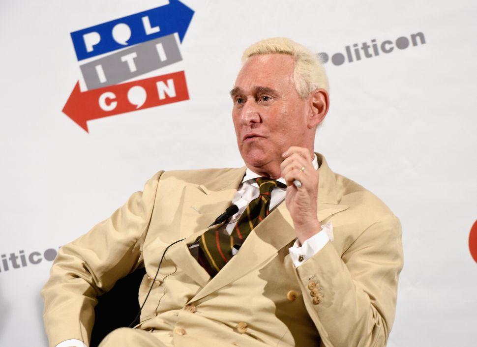 Roger Stone Peddles Seth Rich 'Foul Play' Conspiracy in Death of GOP Pimp Dennis Hof